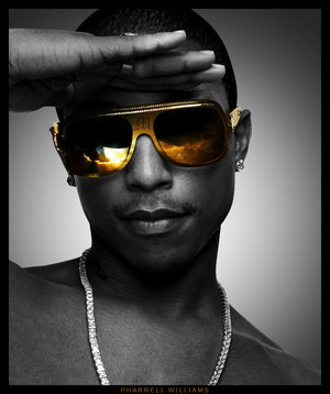 ***MUSIC: Pharrell ft Jay-Z – Frontin***