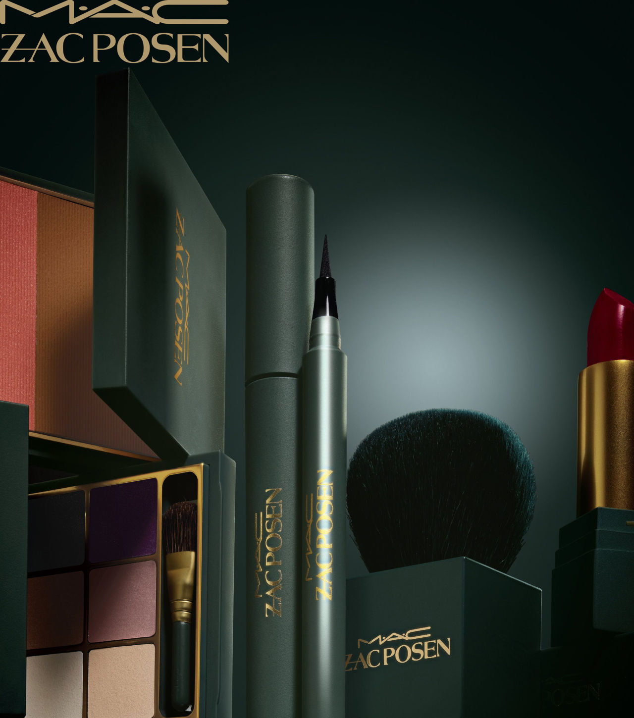 MAC Cosmetics x Zac Posen Collaboration