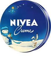 BEAUTY: NIVEA launches limited edition Creme Tales tins