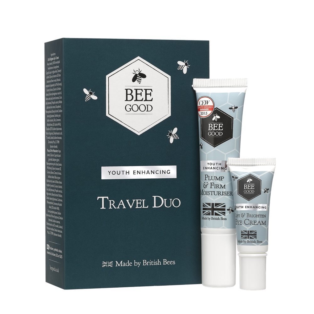 Christmas Gift Guide: Make Christmas Bee-autiful With The Bee Good Travel Duo
