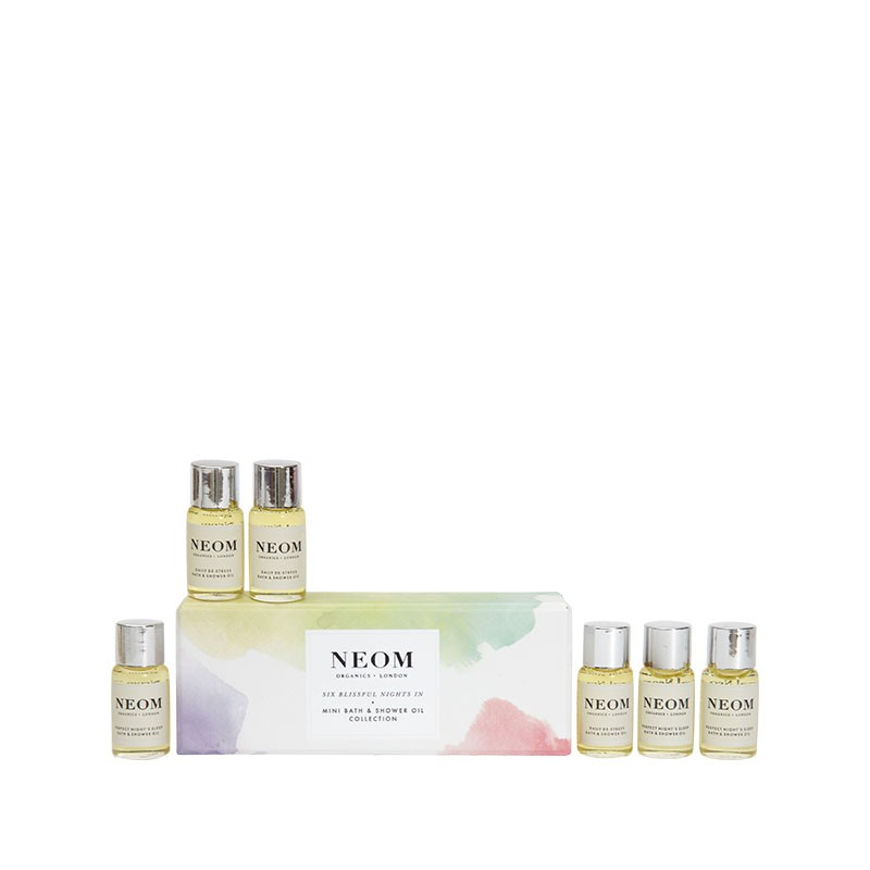 Christmas Gift Guide: Six Blissful Nights In with Neom Oils