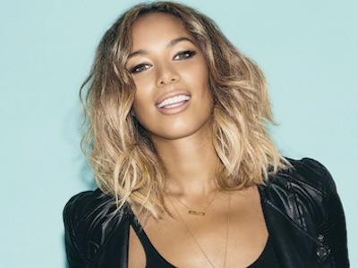 MUSIC X BEAUTY COLLIDE: Leona Lewis NEW Brand Ambassador for KISS Products