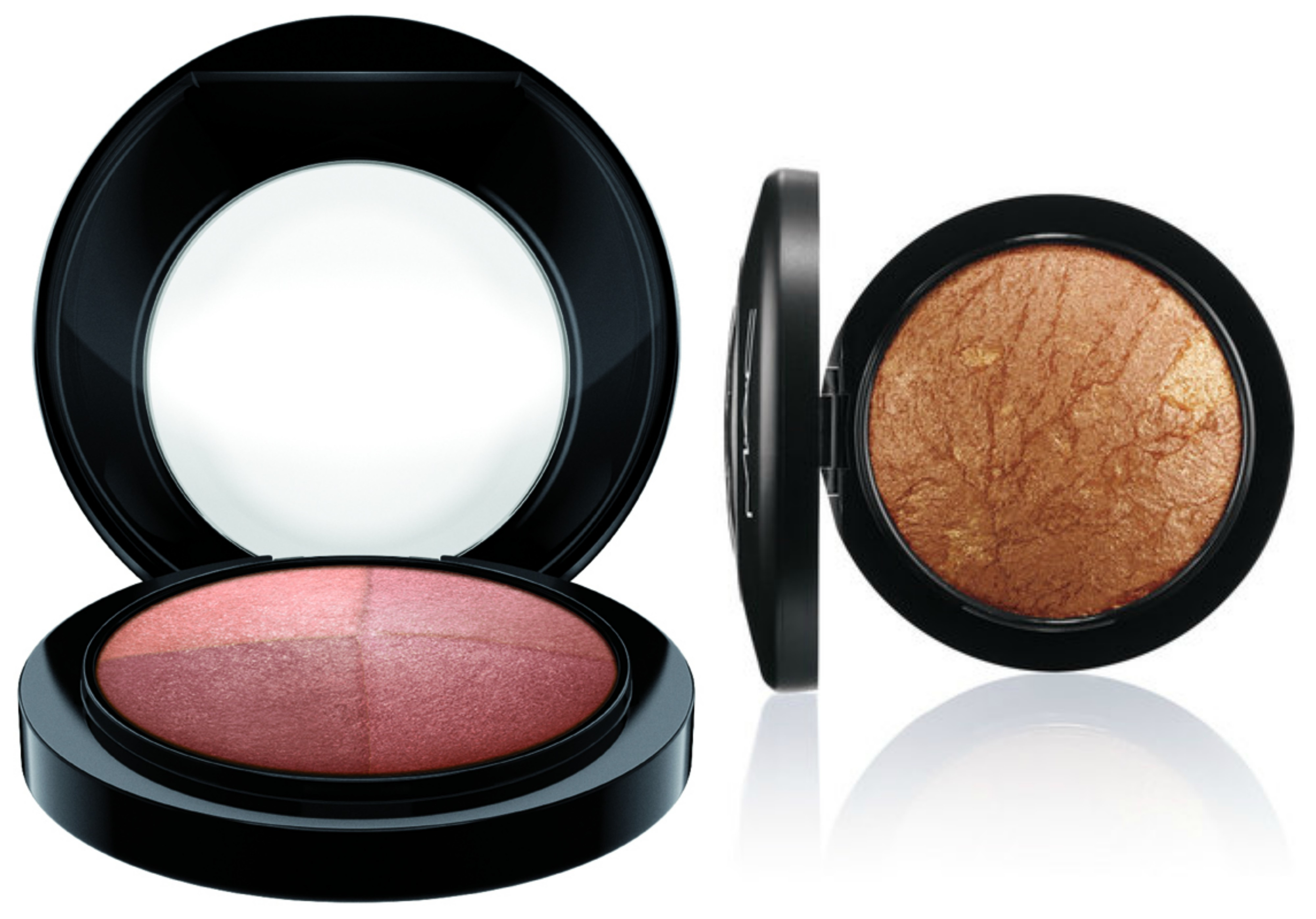 Summer Essentials: Perfectly Lit and Gold Deposit by Mac Cosmetics