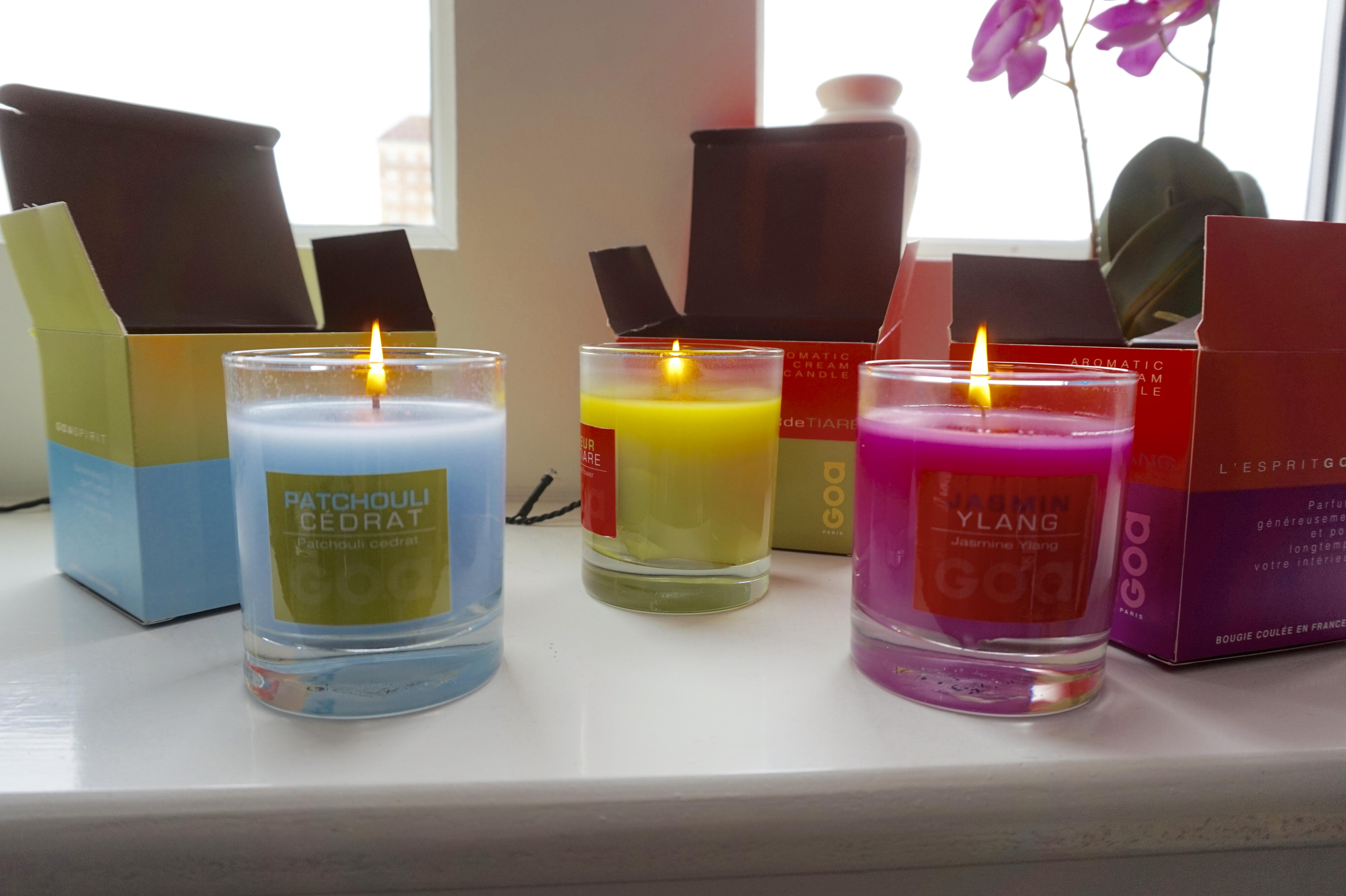 goa-cream-candles-blue-purple-green-jasmine-raychelsays