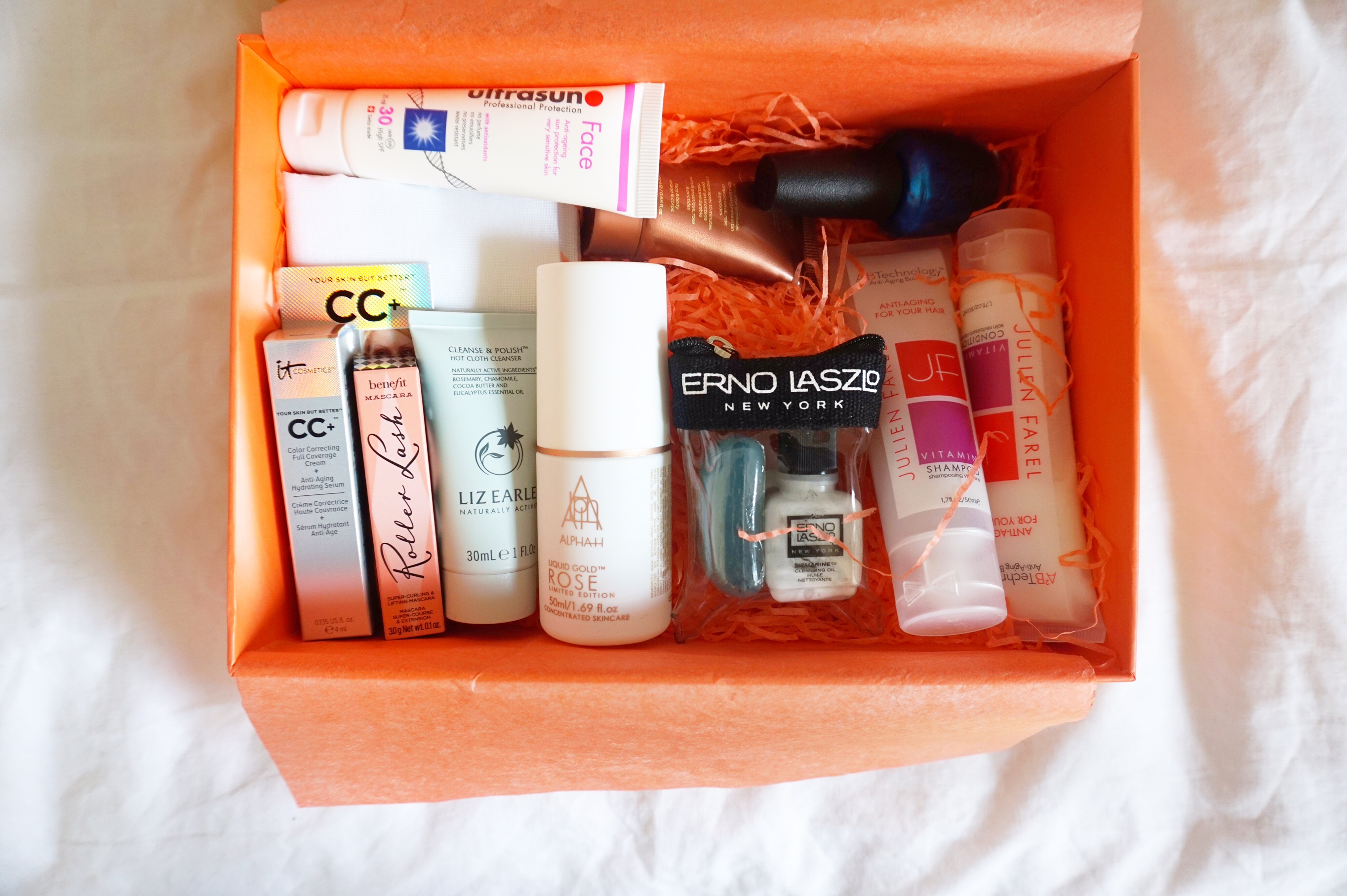TILI BEAUTY BOX WITH QVC BEAUTY