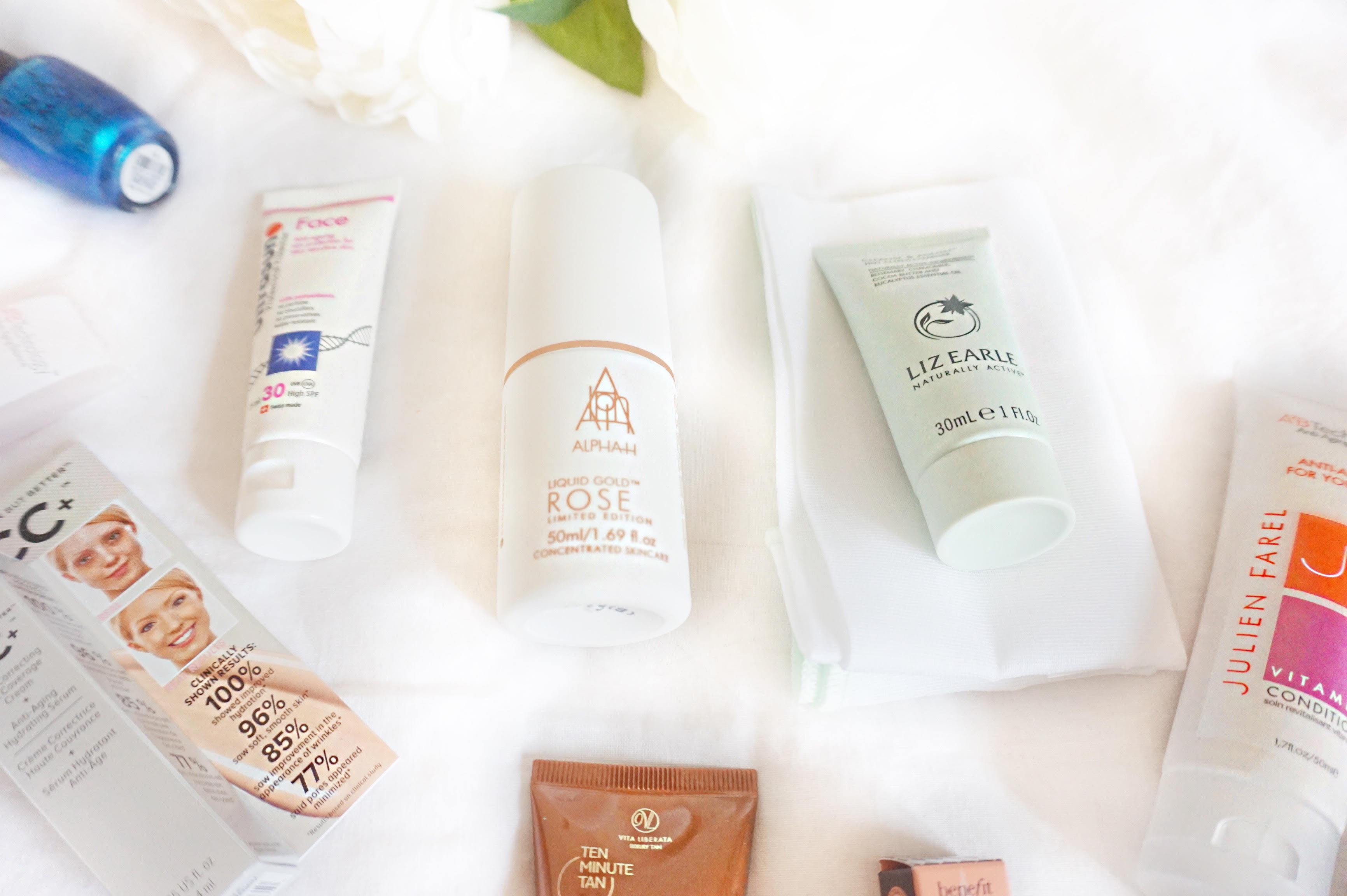 raychel-says-qvc-tili-beauty-box-alpha-rose-liz-earle-products