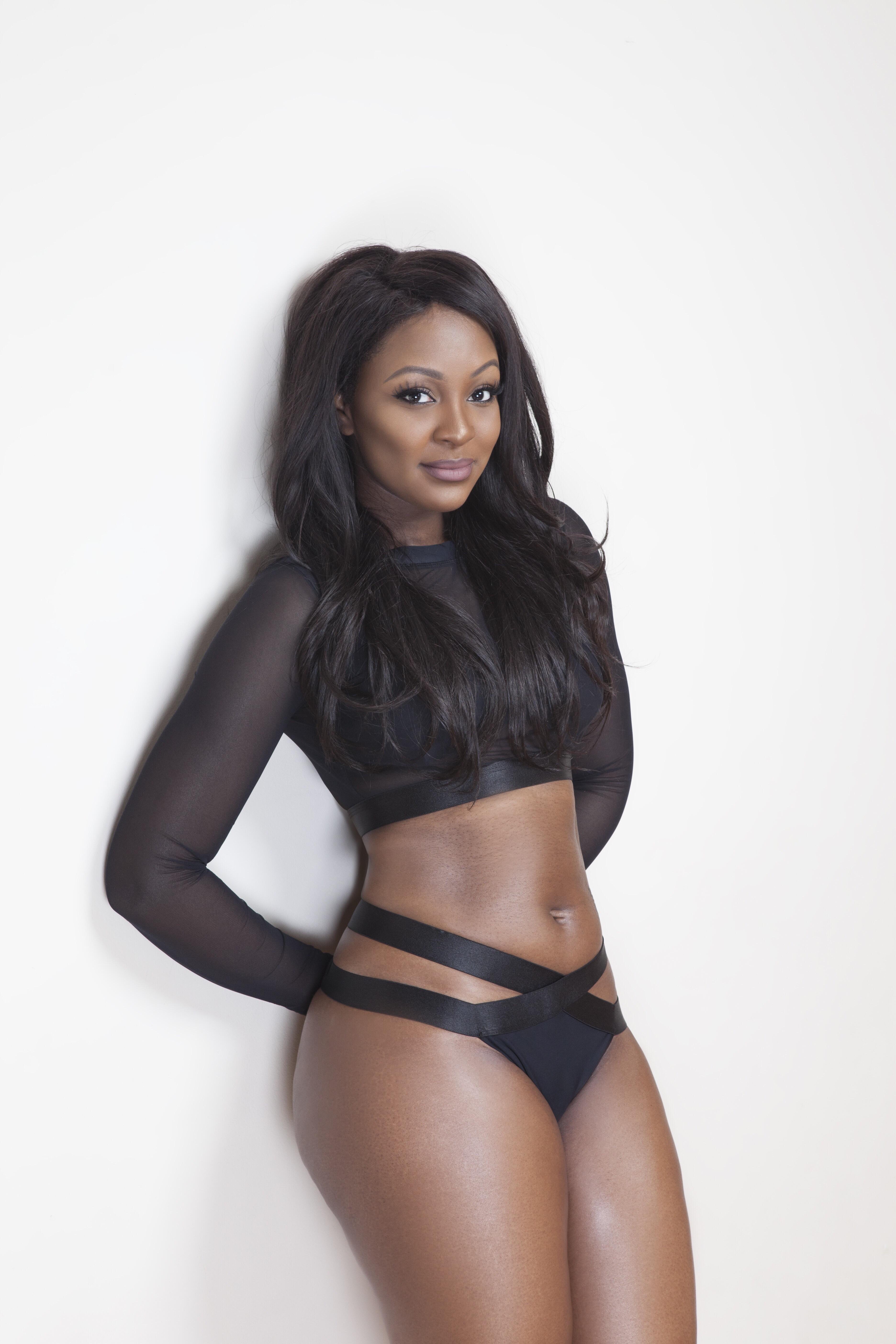 raychel-says-fireshone-shoot-black-bodysuit-missguided-bikini-asos-black-girl