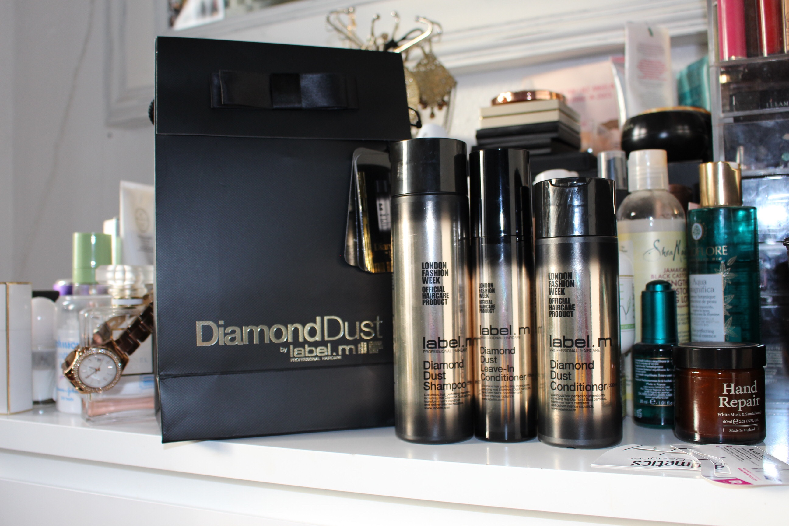 raychel-says-Christmas-gift-guide-diamond-dust-hair-care